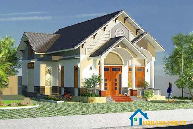 20+ mẫu nhà phố mái ngói thiết kế đẹp và hợp phong thủy