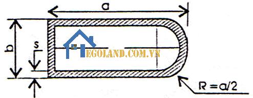 Trọng lượng thép hộp hình chữ D