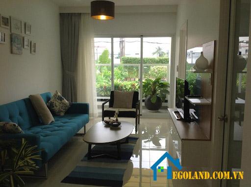 4S Linh Đông Thủ Đức là chung cư cao cấp được thực hiện theo phong cách Resort ven sông