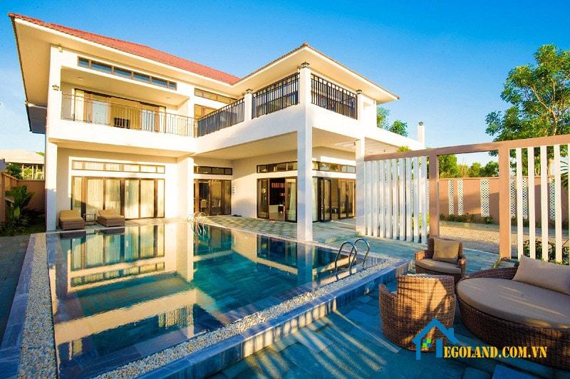 Biệt thự Phú Quốc Mercury Phu Quoc Resort & Villa được ví như thiên đường giữa nhân gian