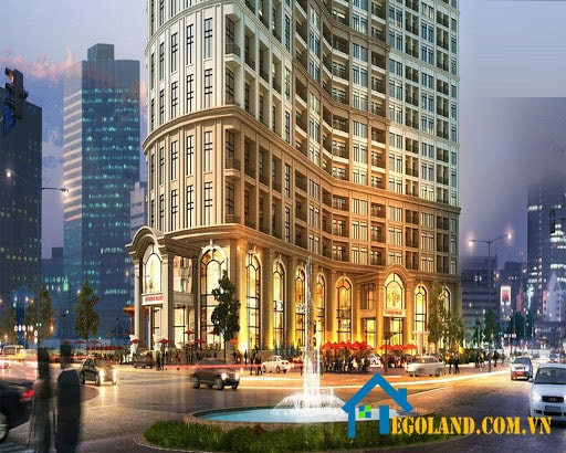 Các căn hộ của Sunshine Palace được thiết kế tối ưu với công năng sử dụng tiện lợi