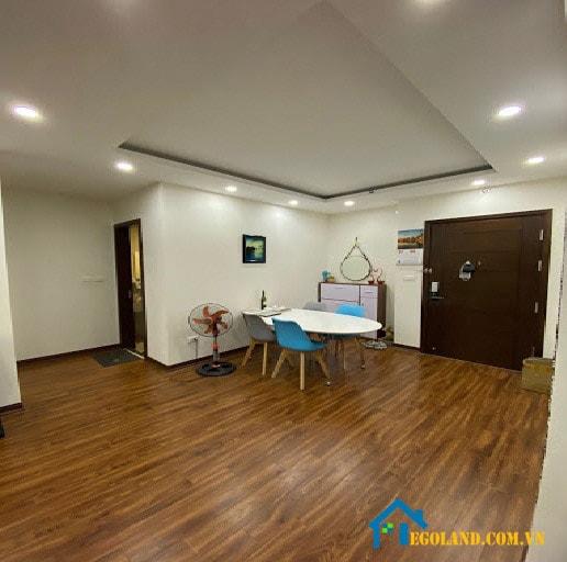 Các căn hộ đều được thiết kế tối ưu hóa diện tích giúp phân chia phòng hợp lý