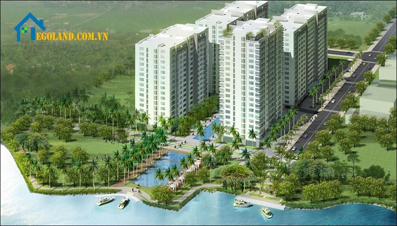 Chung cư 4S Linh Đông là dự án được đầu tư bởi công ty Thành Trường Lộc