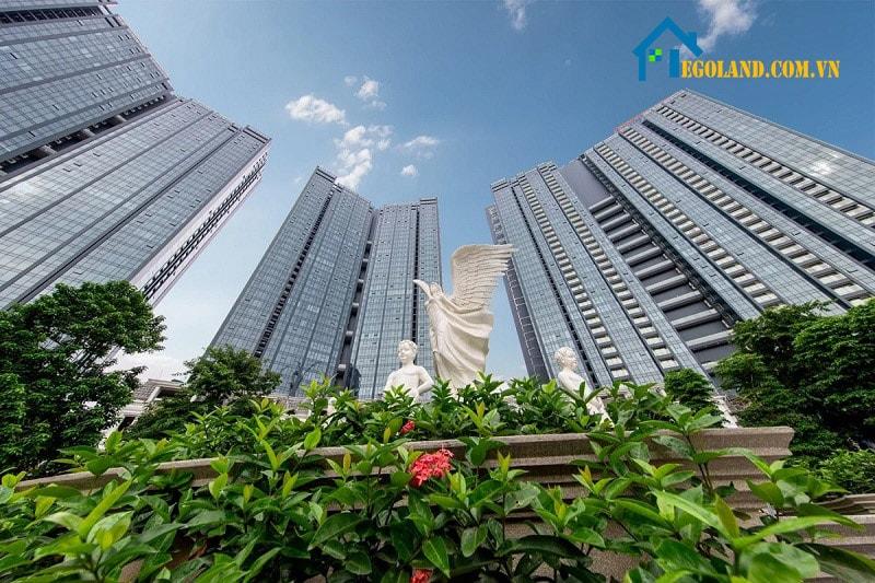 Chung cư Sunshine Palace là chuỗi các căn hộ cao cấp dành cho giới thượng lưu
