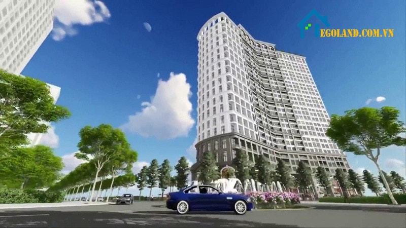 Chung cư Sunshine Palace là tổ hợp văn phòng - Trung tâm thương mại- chung cư cao cấp