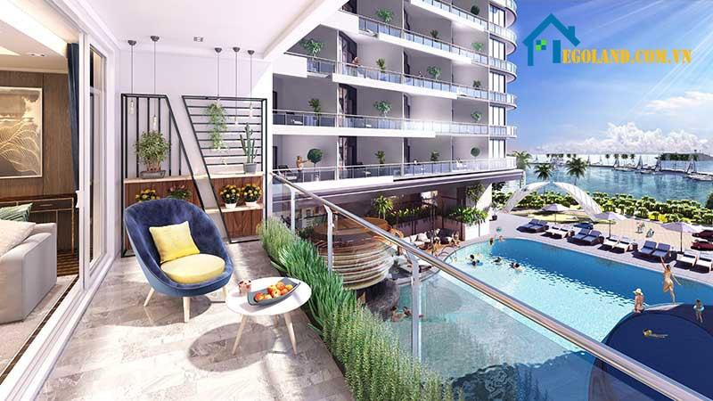 Condotel là một loại hình bất động sản kết hợp giữa khách sạn và căn hộ