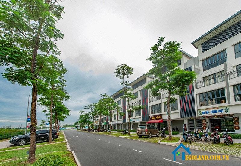 Dự án biệt thự nghỉ dưỡng Gamuda City mang tầm quy mô hiện đại bậc nhất Hà Nội
