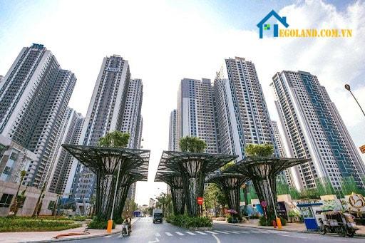 Dự án Goldmark City tọa lại tại vị trí đắc địa bậc nhất khu vực phía Tây Hà Nội