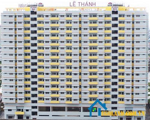 Dự án Lê Thành Tân Tạo là chuỗi nhà ở chung cư giá rẻ nối tiếp các dự án của Lê Thành từ trước nay