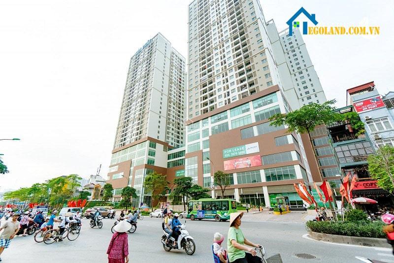 Có nên mua chung cư Mandarin Garden 2 để đầu tư không?