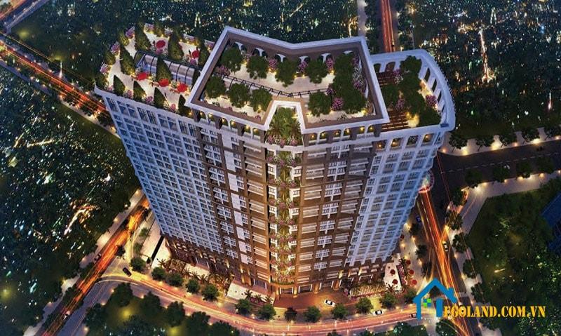 Dự án chung cư Sunshine Palace được thực hiện bởi chủ dự án là tập đoàn Sunshine Group