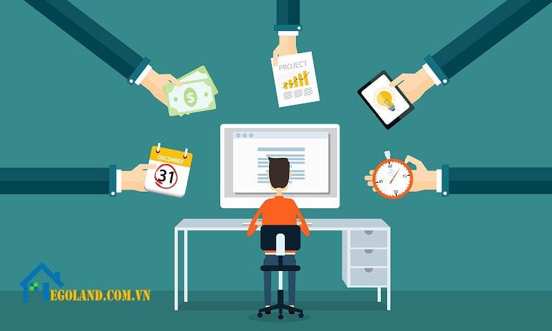 Freelancer là công việc không gò bó về thời gian và địa điểm làm việc