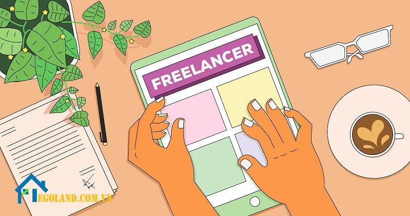Freelancer sẽ có được thu nhập hấp dẫn bởi có thể làm được nhiều công việc một lúc