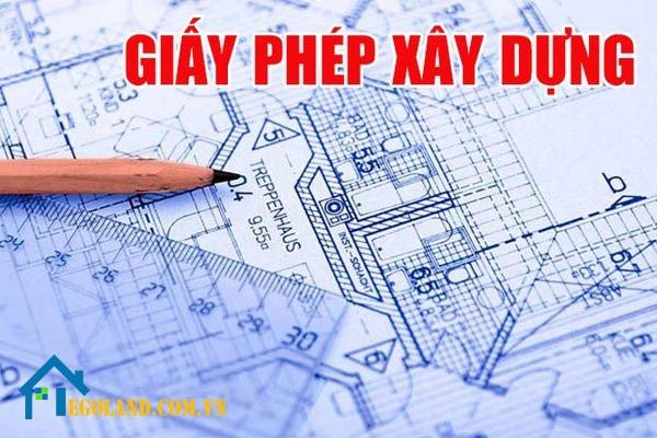 Giấy phép xây dựng là gì? Trường hợp nào xây không cần giấy?