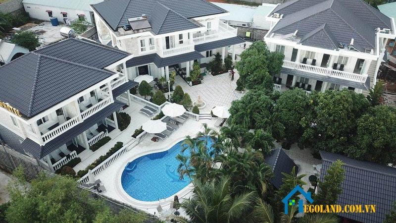 Godiva Villas là hệ thống Resort hàng đầu tại Phú Quốc