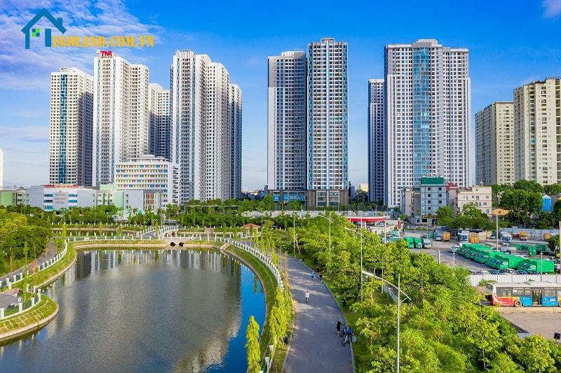 Goldmark City sẽ triển khai cùng với những đối tác xây dựng khác hàng đầu Việt Nam là Delta và Conteccons