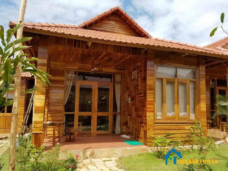 Green Ruby Villa mang đến sự cân bằng về chất lượng nghỉ dưỡng và giá cả