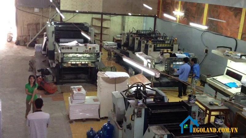 IN129 là nơi tạo ra hàng triệu những ấn phẩm chất lượng cao