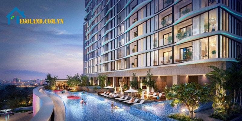 Mô hình căn hộ khách sạn đang dần dần được lan rộng ra toàn thế giới