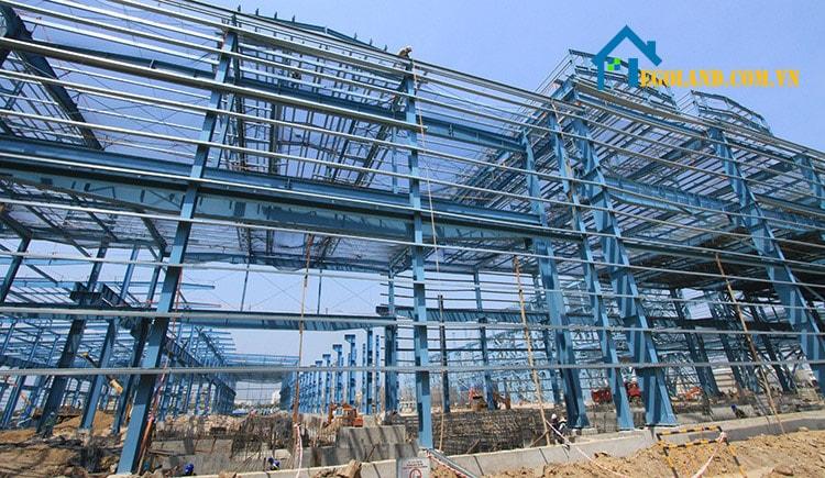 Mỗi đơn vị sẽ có một mức phí xây dựng nhà xưởng khác nhau