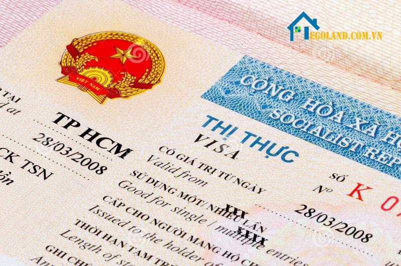Mỗi quốc gia sẽ có các loại thị thực khác nhau