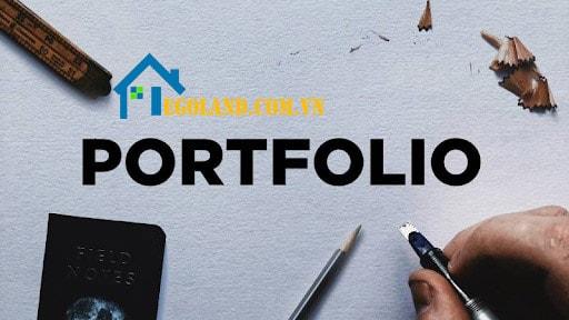 Một Portfolio thông thường sẽ chứa khoảng từ 10 - 20 dự án là thích hợp nhất
