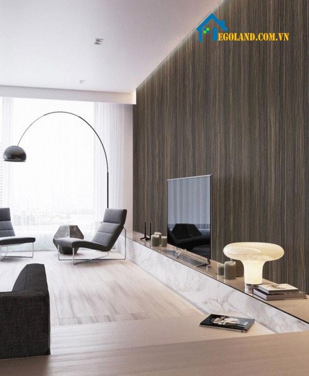 Nhựa ốp tường là loại nguyên vật liệu mới có cấu tạo từ những thành phần tự nhiên và đặc biệt thân thiện với môi trường