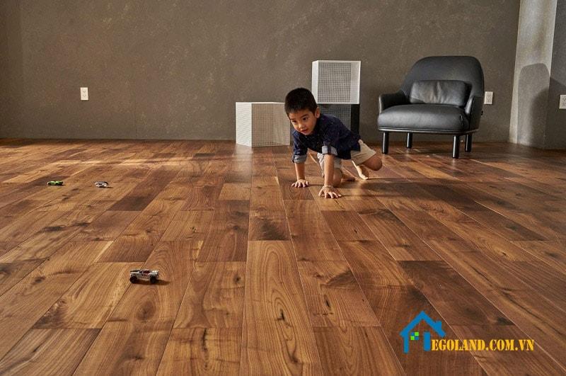 Sàn gỗ Engineer hiện nay đang được bán