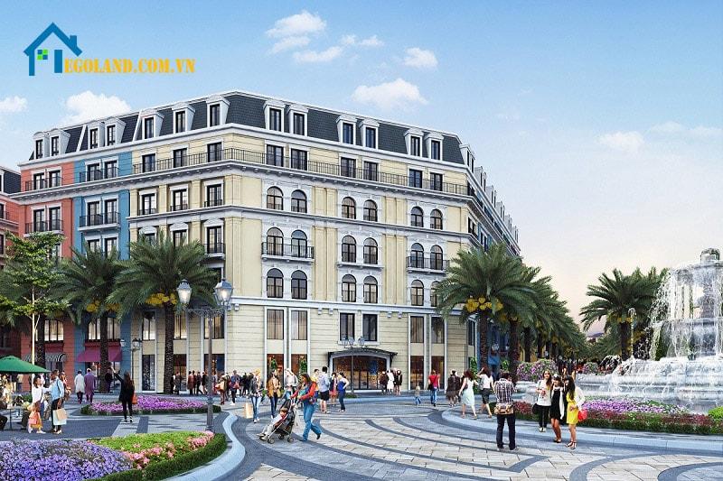 Shophouse Marina Square Phú Quốc được tọa lạc tại phía Tây của Đảo Ngọc