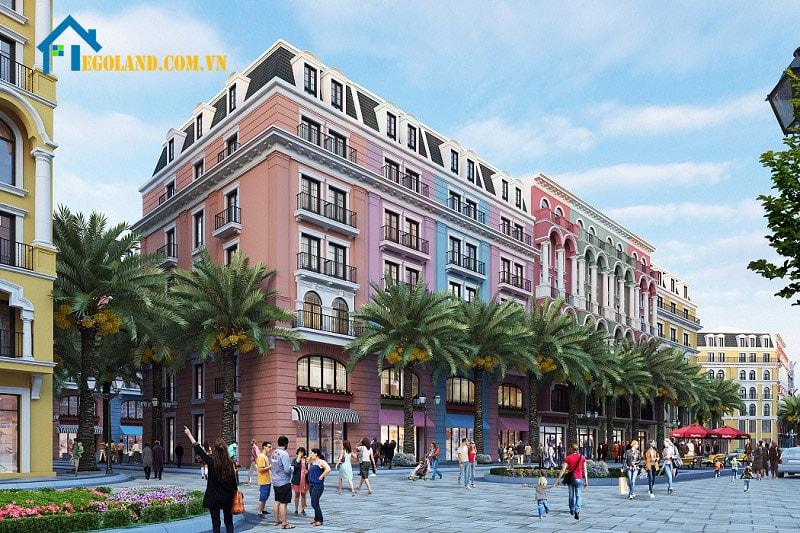un Grand City An Thới là một trong những Shophouse Phú Quốc đáng mua nhất hiện nay