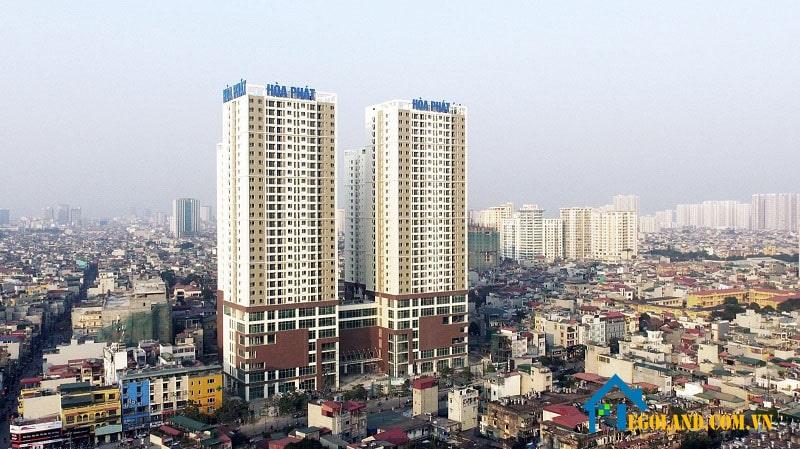 Tập đoàn Hòa Phát là một trong những tập đoàn trong ngành công nghiệp hàng đầu Việt Nam
