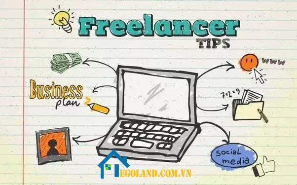 Freelancer sẽ không cần phải mặc đồng phục đi làm mỗi ngày
