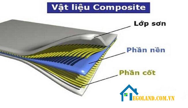 Composite là một loại nhựa tổng hợp nhưng nó lại hoàn toàn khác biệt với những loại nhựa khác