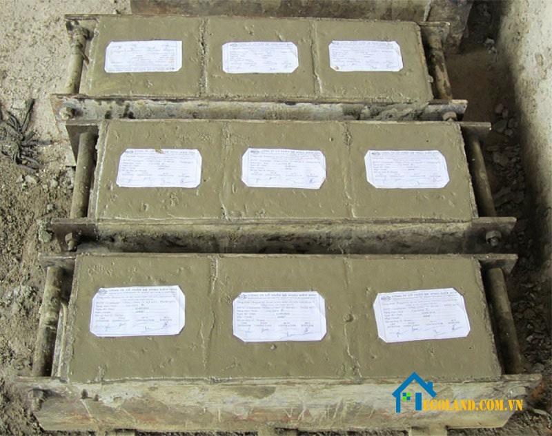 Mác bê tông là khái niệm được sử dụng phổ biến trong xây dựng