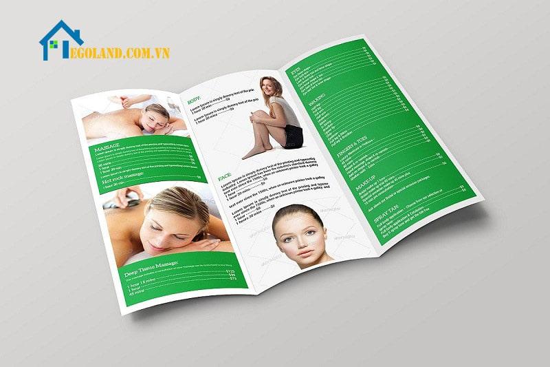 Mẫu Special Bi-Fold Brochure