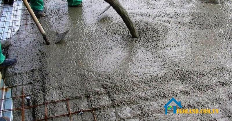 Ở mỗi địa phương sẽ có nguyên vật liệu xây dựng cát, đá… khác nhau