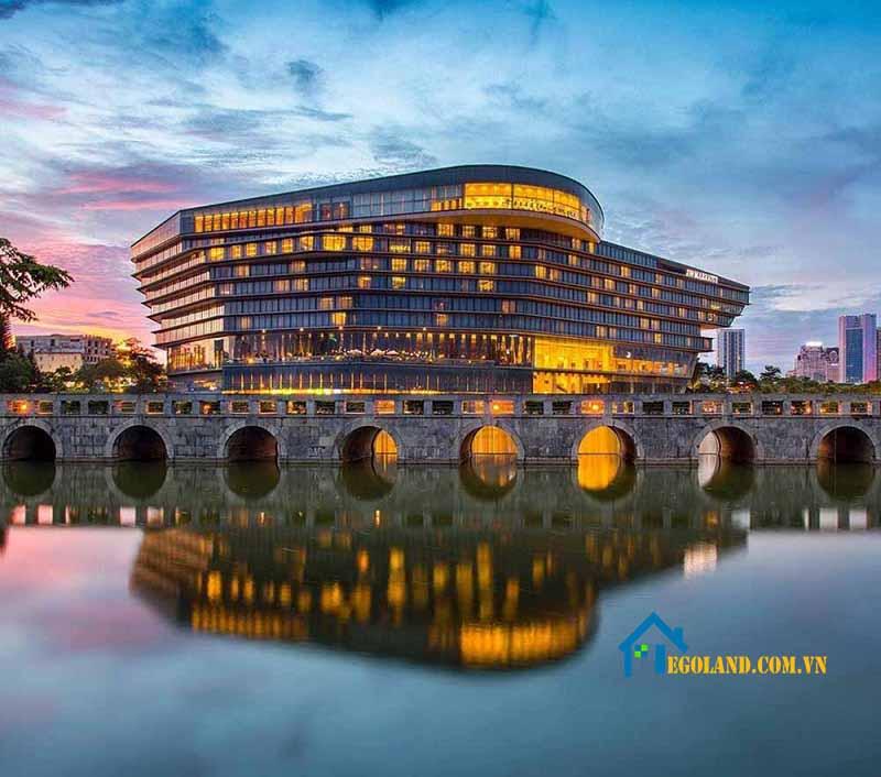 Tiêu chuẩn thiết kế khách sạn 5 sao đang là tiêu chuẩn cao nhất trong lĩnh vực xây dựng khách sạn
