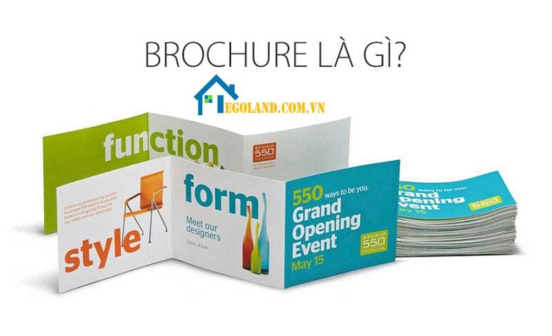 Tìm hiểu Brochure là gì
