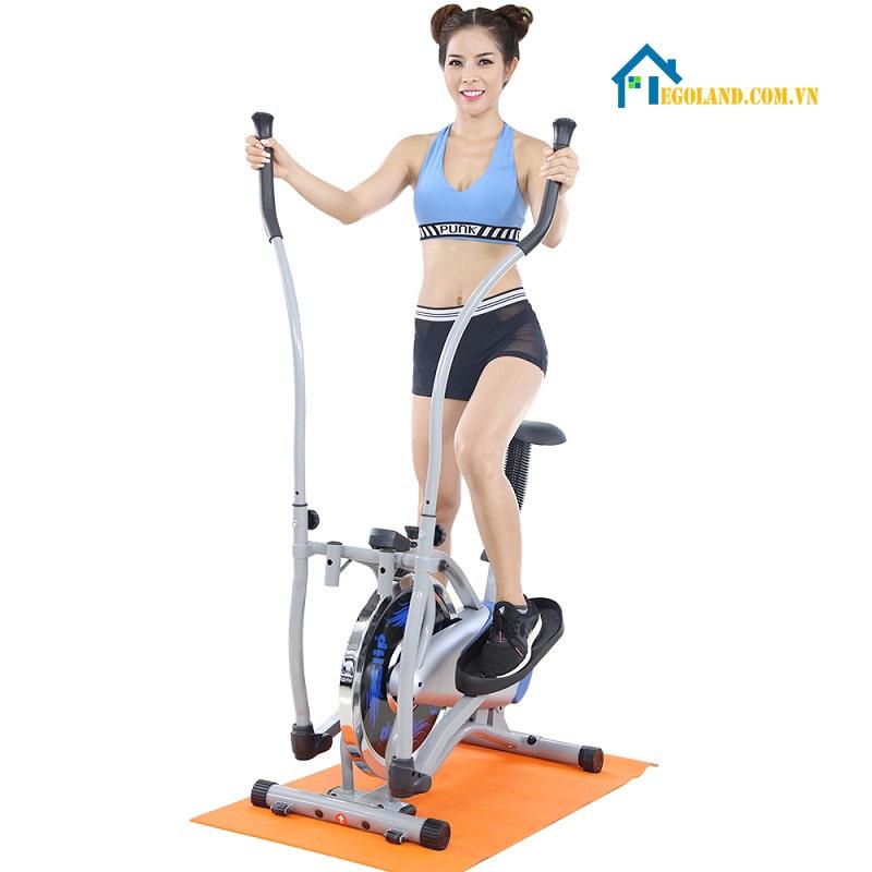 Xe đạp tập ELIP Ver 2 có thể giúp giảm cân