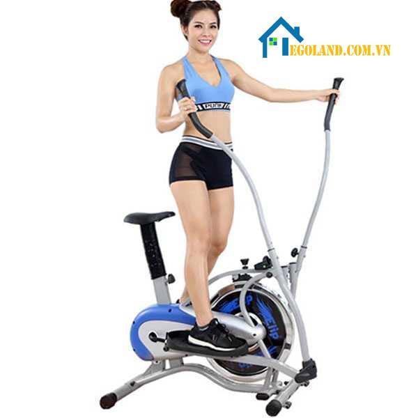 Các lợi ích của xe đạp tập ELIP Ver 2