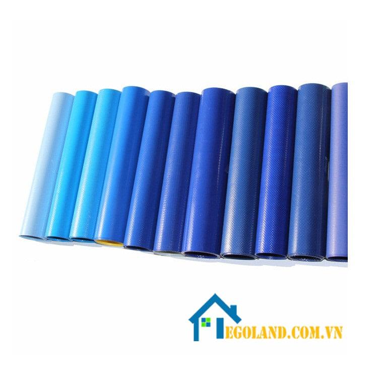 Bạt nhựa PVC Tarpaulin được nghiên cứu và sản xuất với quy trình hiện đại đạt chuẩn chất lượng châu Âu