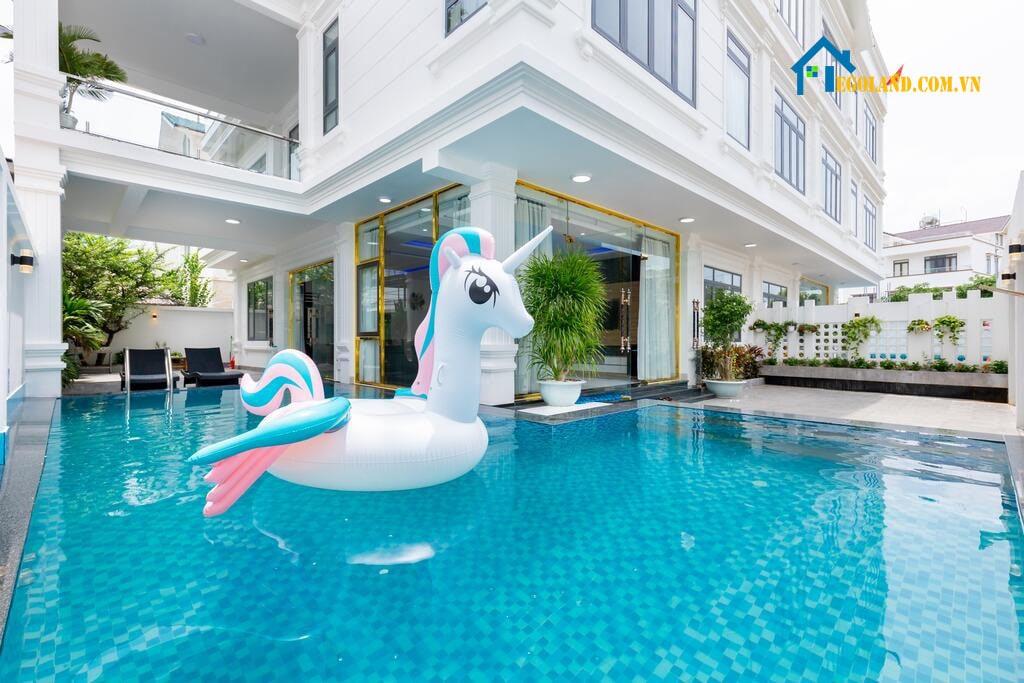 Diamond Villa cũng là một trong những biệt thự Vũng Tàu đẹp mà bạn không nên bỏ qua