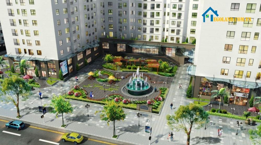 Mở bán chung cư k35 Tân Mai giá gốc từ chủ đầu tư