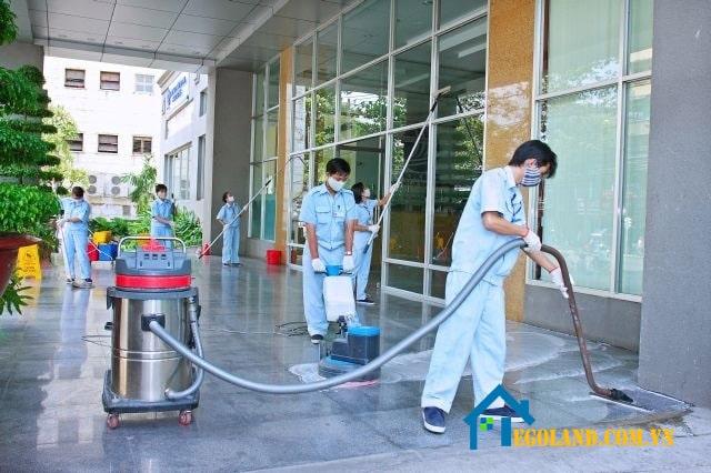 Việt Nhật - Đơn vị cung cấp dịch vụ vệ sinh công nghiệp uy tín