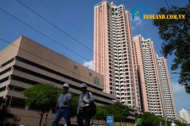 Căn hộ Thuận Kiều được xây dựng với sự kỳ vọng của nhiều nhà đầu tư