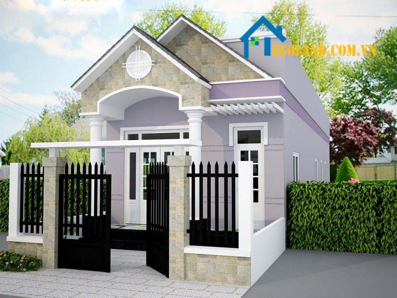 Chọn nhà được xây trên mảnh đất hình vuông là nguyên tắc phong thủy nhà ở quan trọng