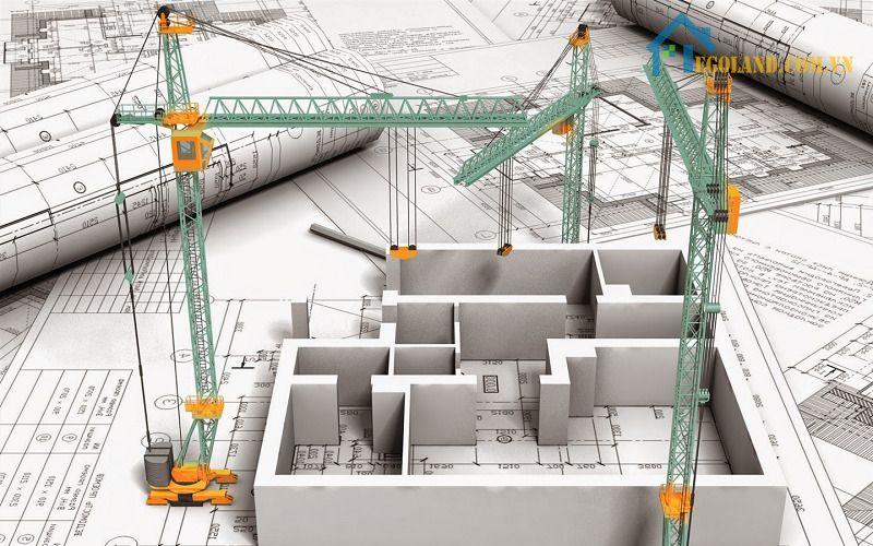 Có nhiều nhân tố góp mặt trong một công trình xây dựng