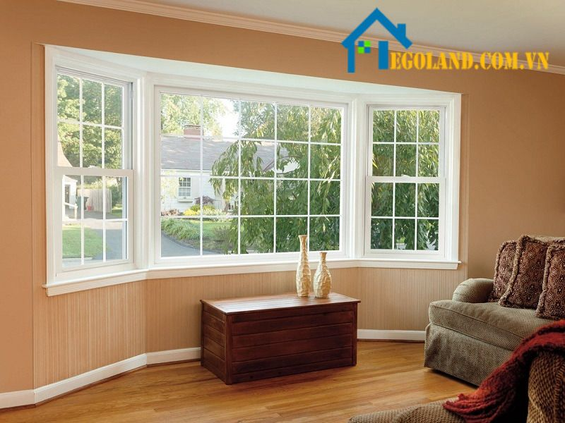 Cửa sổ có rất nhiều chức năng cả về cuộc sống và phong thủy cho gia đình