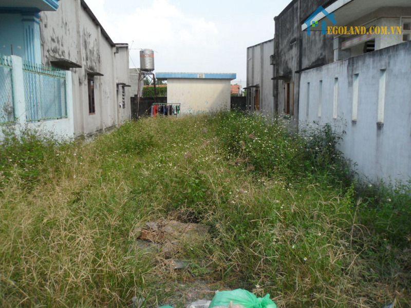 Đất xen kẹt nằm trong khu dân cư nhưng không được xem là đất ở