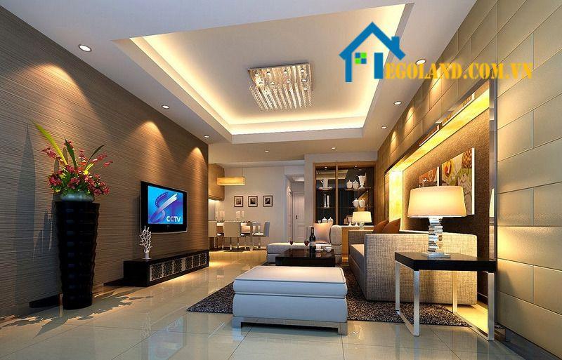 Phòng khách là vị trí quan trọng nhất của mỗi ngôi nhà